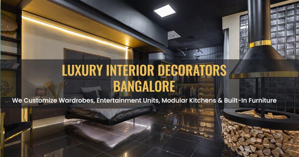 Luxury interior designers in bangalore